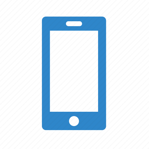 business, digital, line, mobile, office, phone icon