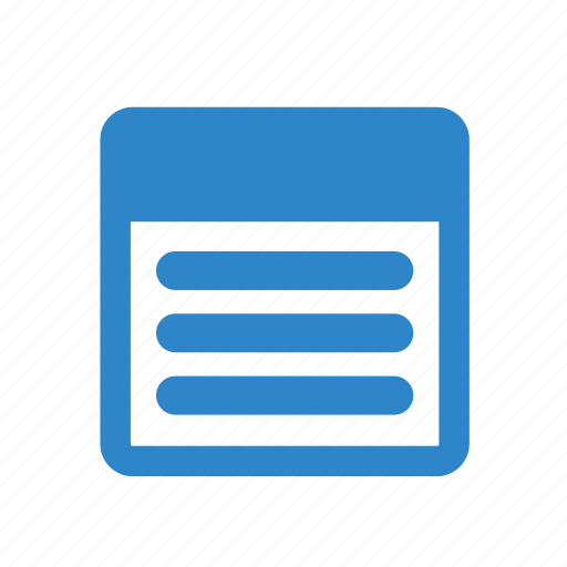 business, line, note, office, small, sticky icon