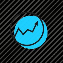 graph, stroke icon