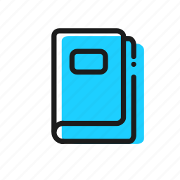 book, guide, instruction icon