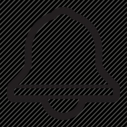 Bell, ding, chime, alarm, reminder, ring icon - Download on Iconfinder
