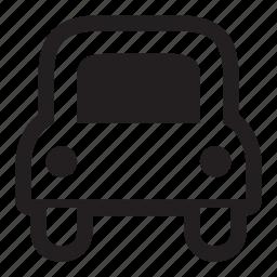 automobile, car, transit, travel, vehicle icon