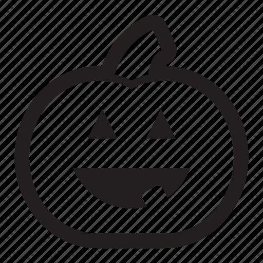 carved, grin, halloween, jack o lantern, lantern, pumpkin icon