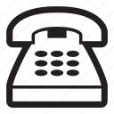 call, communication, phone, talk, telephone, touchpad icon