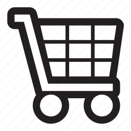 basket, cart, ecommerce, groceries, purchases, shopping icon