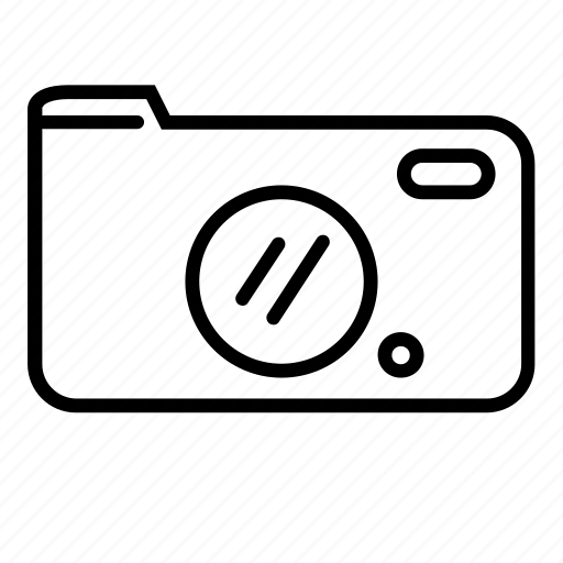 camera, image, mirrorless camera, photo, slr, snapshot, viewfinder icon