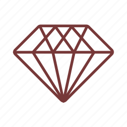 diamond, expensive, jewelry, precious icon