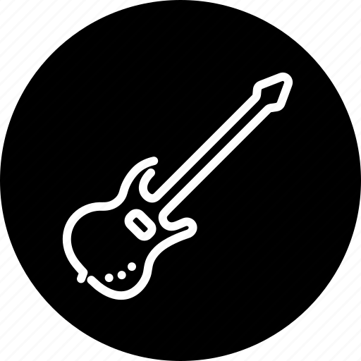 electric, guitar, instrument, music, musical, string icon