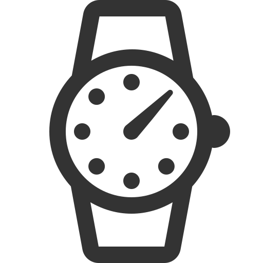 Clock, alarm, time, wait icon