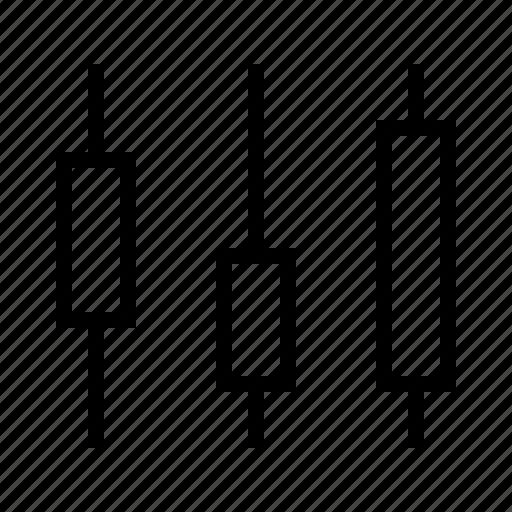 box, graph, plot icon