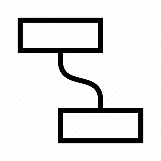 chart, nodes icon