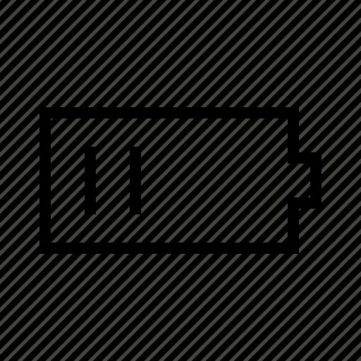 battery, indicator, power icon