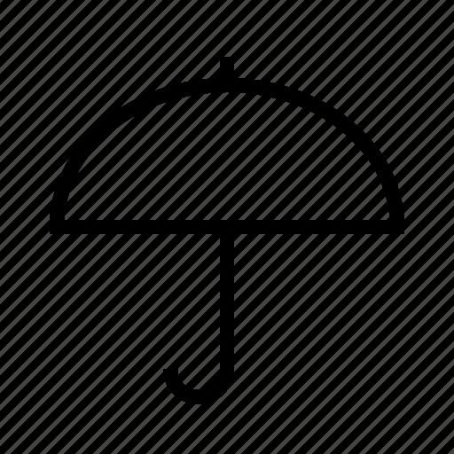 rain, umbralla icon