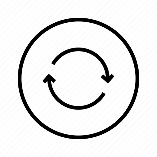 loop, m icon