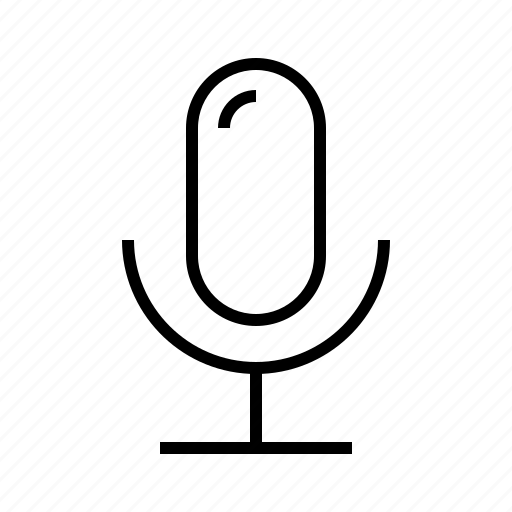 M, micro, microphone icon - Download on Iconfinder