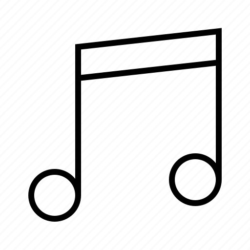 m, note icon