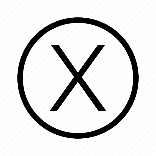 Forbidden, no, prohibited, sign, stop icon - Download on Iconfinder