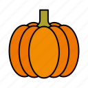 food, gourd, pumpkin, vegetables icon