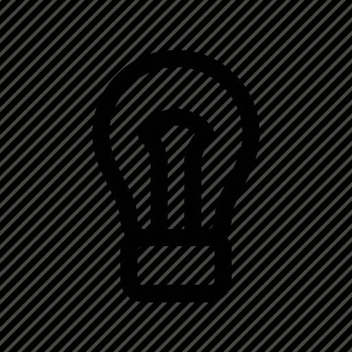 bright, bulb, emitting, idea, light icon