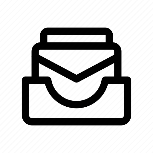 box, check, chore, mail, mailbox icon