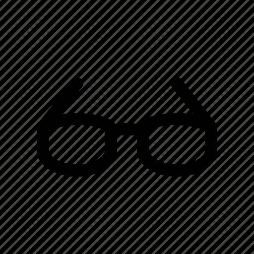 binocular, eyewear, glass, see, spectacle icon