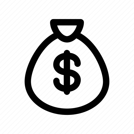 bag, coin, money, purse, wallet icon