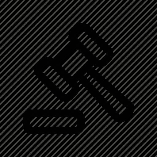 appeal, gavel, judge, jury, law icon
