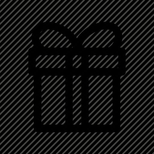 birthday, free, gift, present, wrap icon