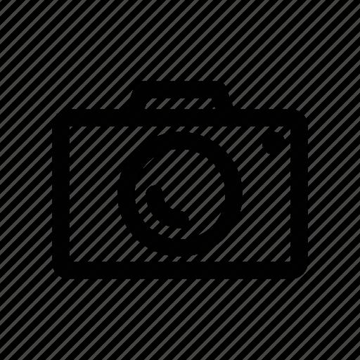 camera, capture, dlsr, photo, record, video icon
