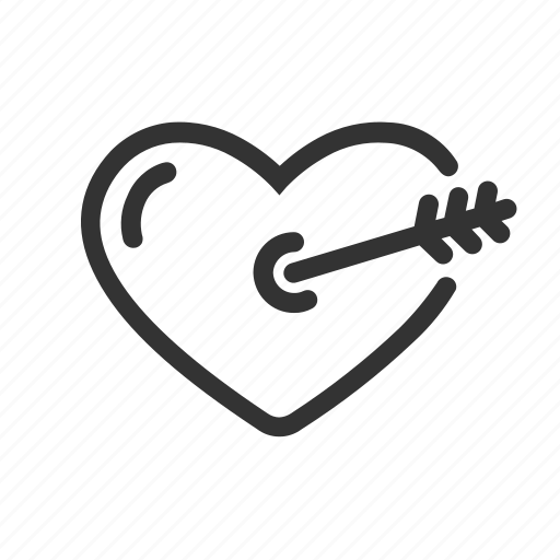favorite, heart, love, romance, valentines, wedding icon