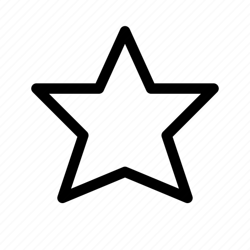Favorite, like, star icon - Download on Iconfinder