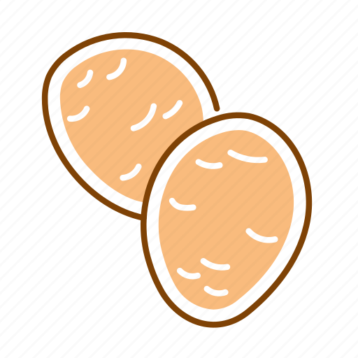 food, potato, root, vegetable icon