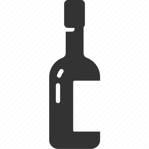 alcohol, bottle, champagne, drink, restaurant, wine icon