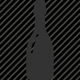 alcohol, bottle, champagne, liquor, wine icon