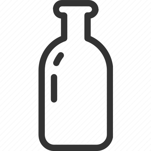 bottle, drink, liquor, milk, sake, water icon