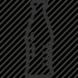 beverage, bottle, cola, drink, soda, soft icon