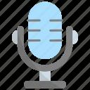 microphone, mic, audio, sound, speaker, radio, podcast