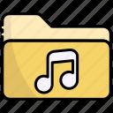 folder, file, document, data, music, storage