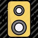subwoofer, speaker, music, woofer, sound, audio