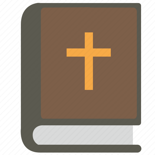 bible, book, hole, scripture icon