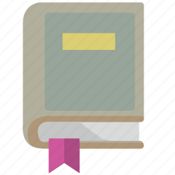 bible, book, bookmark, literature, novel icon