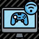 live, gaming, gamepad, stream, game, wifi