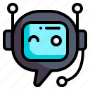 chatbot, advisor, ai, customer service, robot, electronics, assistant