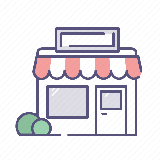 building, ecommerce, market, merchant, shop, shopping, store icon