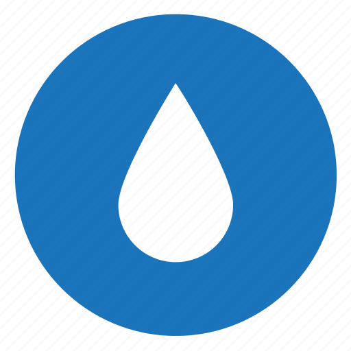 drop, rain, water icon