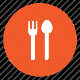 dinner, eat, restaurant icon