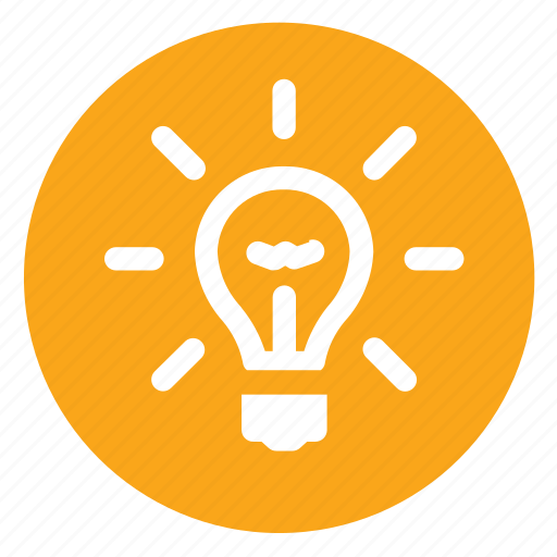 Bulb, idea, light icon - Download on Iconfinder