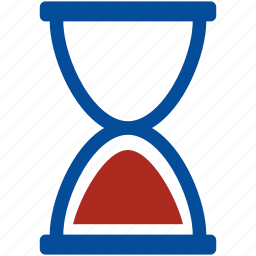 buffering, hourglass, loader, loading, throbber, time, wait icon