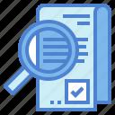 checked, database, list, verifying