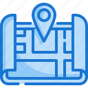 map, pointer, location, pin, point, placehoder, signs